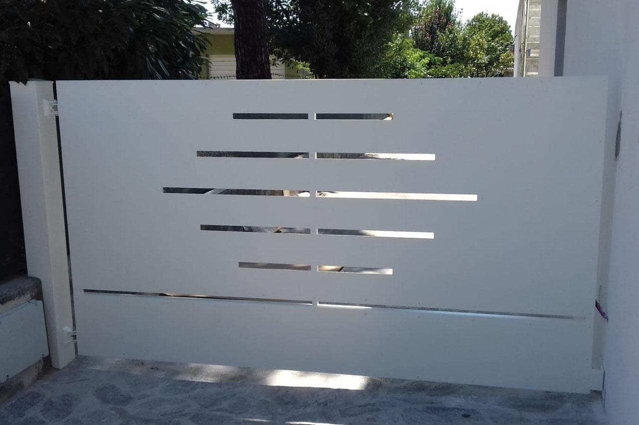 Ringhiere In Ferro Usate mancini mirco fabbro - serrature cancelli san costanzo